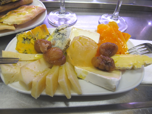 Quimet Cheese Platter.JPG